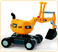 Rolly Toys Digger, graafmachines