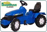 Rolly Toys New Holland FarmTrac