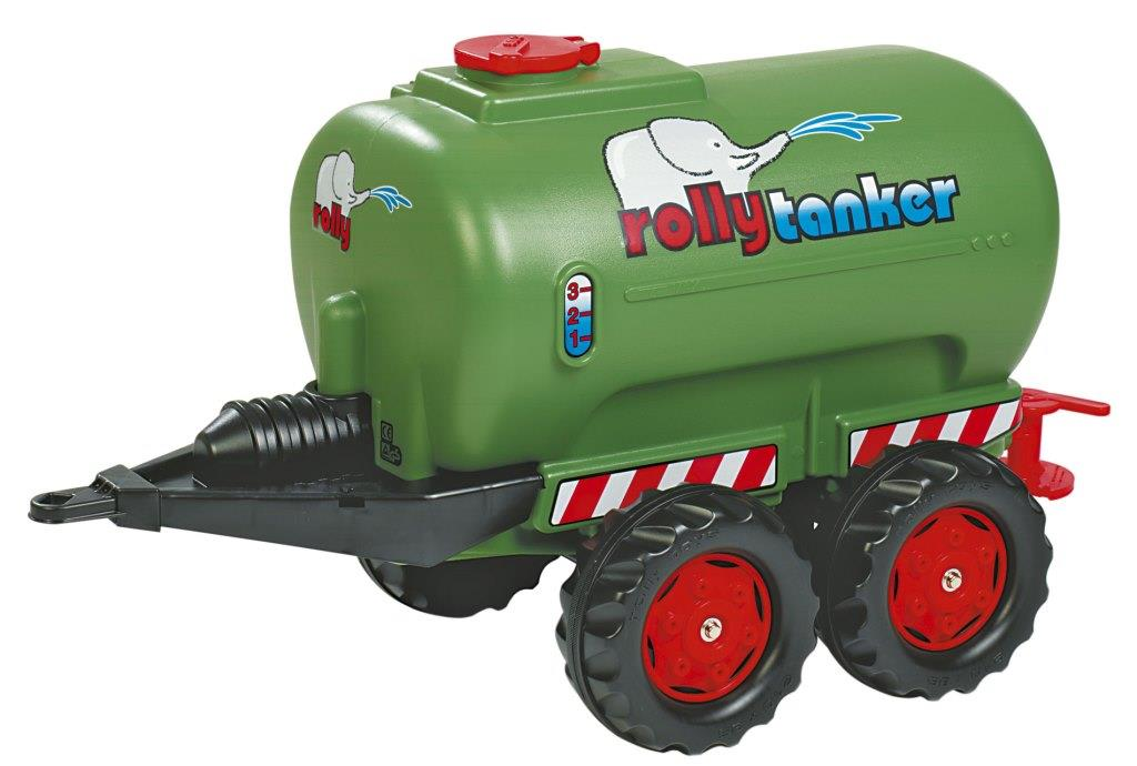 Rollytoys giertank dubb.assig Fendt groen