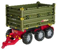 Rollytoys Multi trailer 3 assig