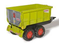 Rolly container aanhanger Claas