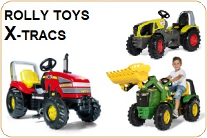 Rollytoys X-trac traptractors